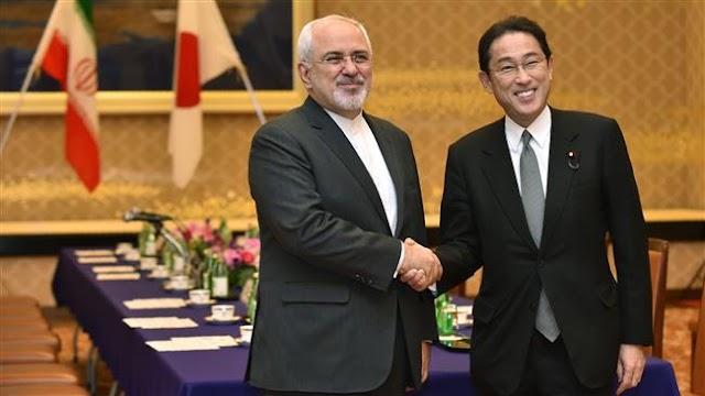 Japan FM urges 'uninterrupted' implementation of Iran deal