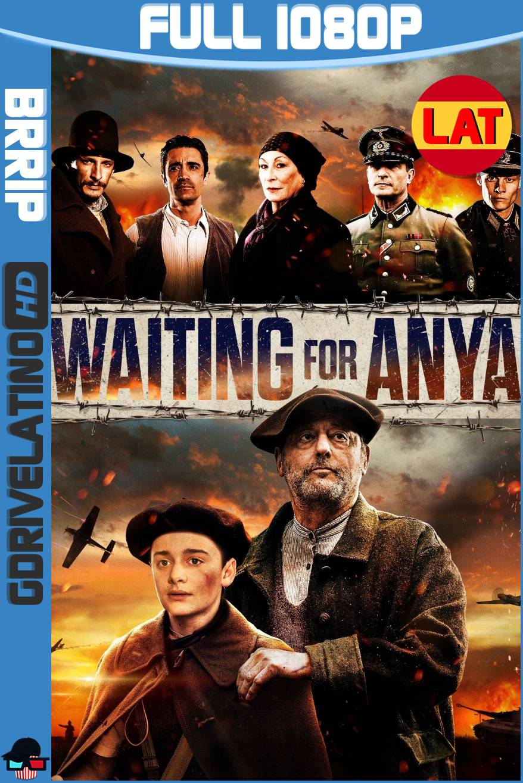 Waiting For Anya (2020) BRRip 1080p Latino-Ingles MKV