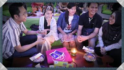 blogger gathering dalam acara BPOM