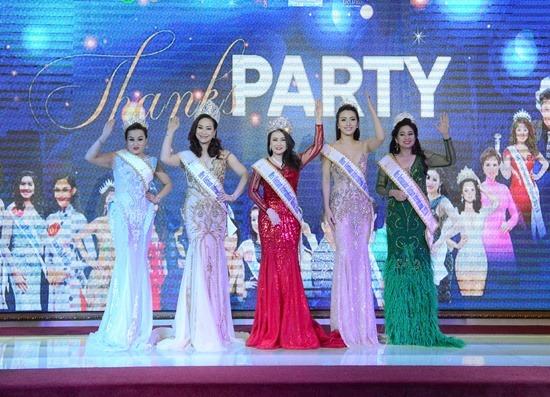 Đêm vinh danh Hoa hậu, Á hậu Miss and Mrs International Global 2018 hoành tráng - 4