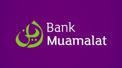 Lowongan Kerja Bank Muamalat Indonesia Pendidikan SMA / D3