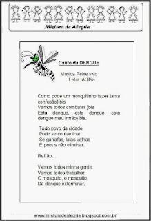 Paródia sobre a dengue