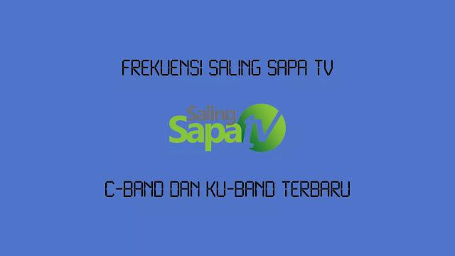 Frekuensi Saling Sapa TV Terbaru