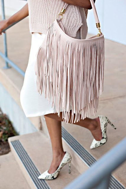 dallas blogger, dallas fashion blogger, leather leggings, fall fashion, zara shoes, steve madden photo, steve madden slithur, target, fringe, old navy romper, lilly for target, how to wear jumpsuit, mint and red outfit, white shirtdress, asos