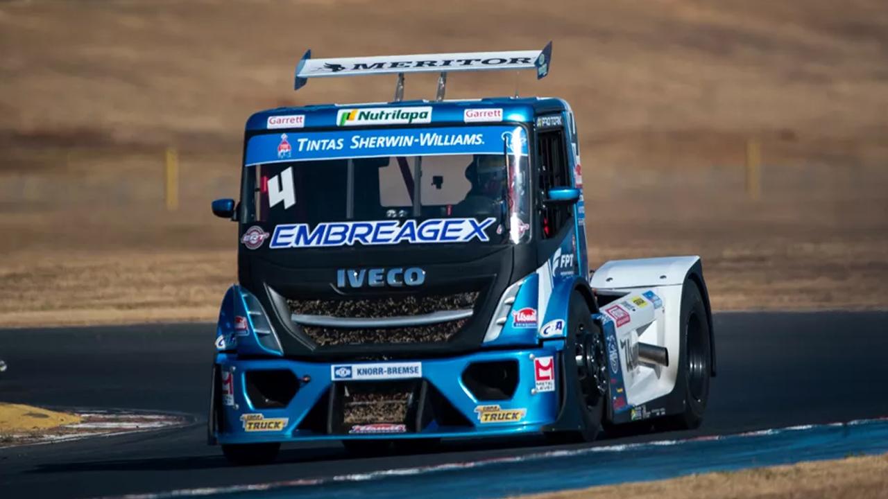 Copa Truck: equipe de Laranjal Paulista se prepara e vem com tudo