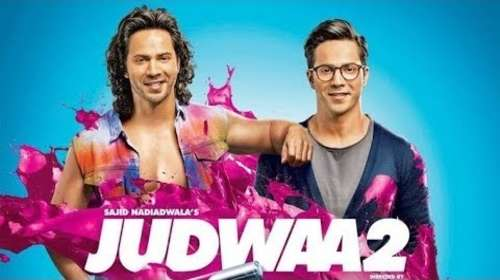 Judwaa 2 2017 Hindi HD Official Trailer 720p