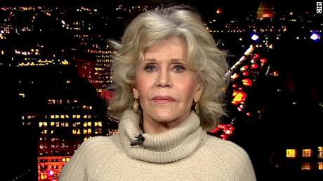 Jane Fonda Saves the Planet From Herself