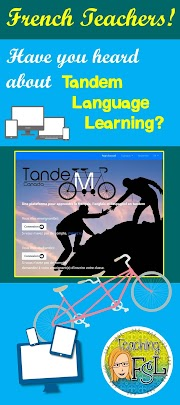 Tandem from Université Laval: You need this, French teachers!