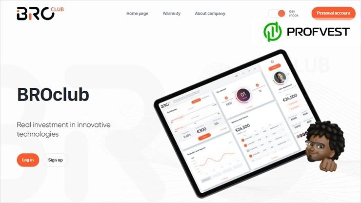 BROclub обзор и отзывы HYIP-проекта