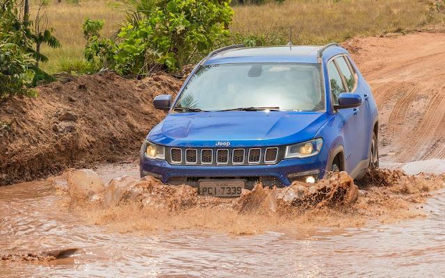 Jeep já vendeu 45.000 unidades do Compass no Brasil