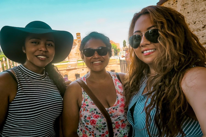 Diversity in Travel, BIPOC Travelers, WanderlustBeautyDreams, Latina Travel Blogger, Contiki Tours, Contiki London to Athens