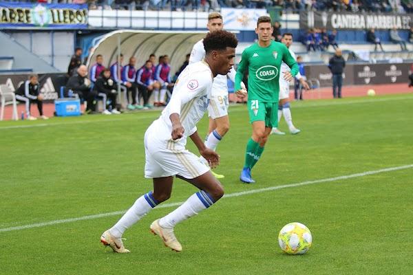 Oficial: Marbella FC, rescinde contrato Mustafá