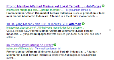 Backlink dari HubPages