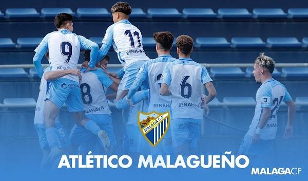 El Atlético Malagueño echa a andar mañana martes