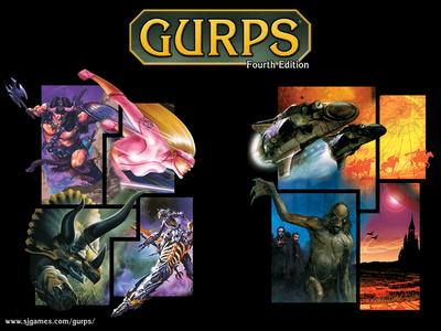 Guia - Criando uma ficha de GURPS