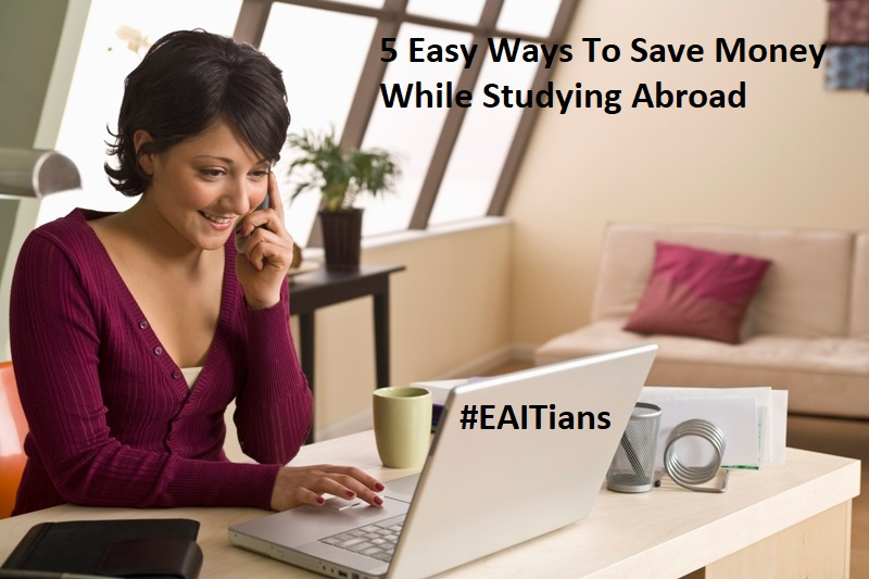 Save-Money-While-Studying-Abroad