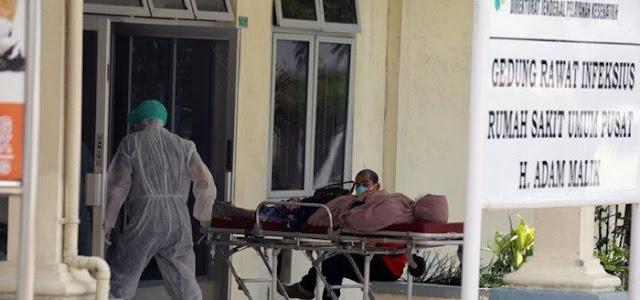 TERNYATA Dokter yang Meninggal di RSUP Adam Malik Positif Corona, Sempat Ditutupi Pihak Adam Malik