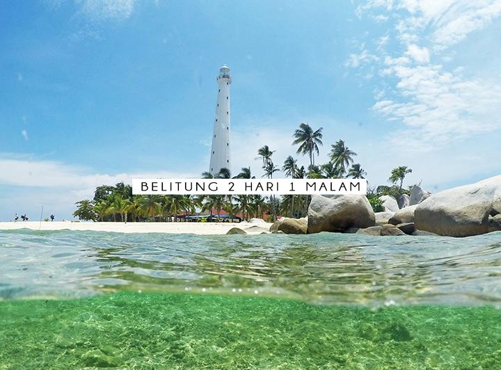 Paket Tour Belitung Br 2 Hari 1 Malam Le Lucky Tour