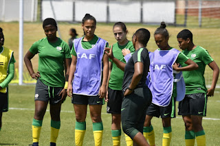 Watch Live Streaming Mexico U17 (W) vs South Africa U17 (W) Online 13-11-2018 Women