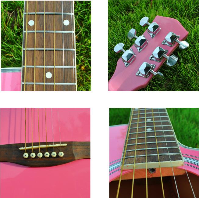 mua bán đàn guitar màu hồng ở hà nội