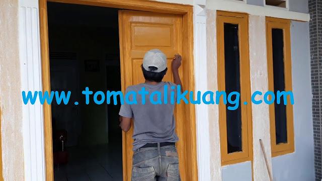 tips memilih cat warna kusen pintu jendela rumah tomatalikuang.com