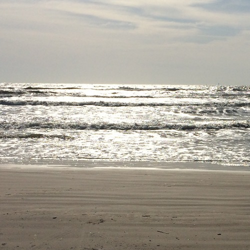 padre island beach