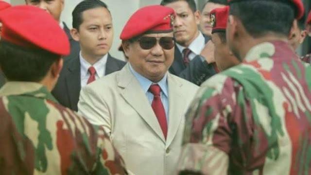 Prabowo Bikin Denwalsus, Abdillah Toha: Tak Mau Kalah dengan Presiden dan Paspampres