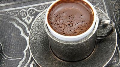 طريقة عمل القهوة التركية برغوة