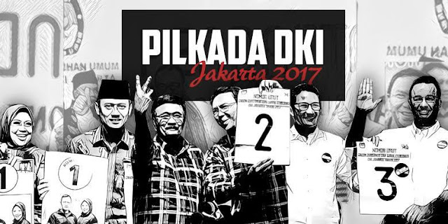 Cek Apakah Kamu Masuk Daftar Pemilih Sementara Pilkada DKI Jakarta 2017