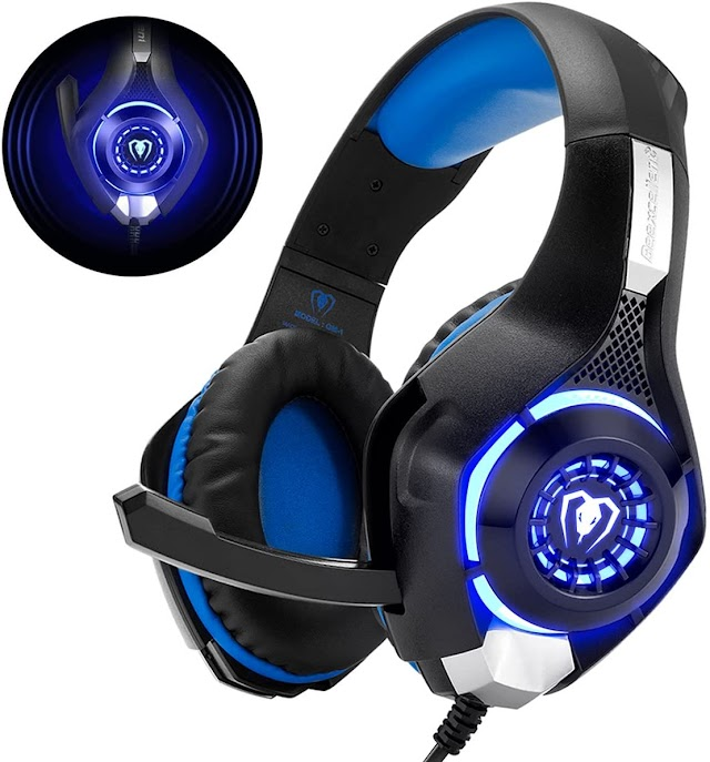 ▷ Beexcellent GM-1 Auriculares Gaming PC