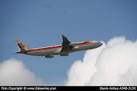 Airbus A340 / EC-IDF