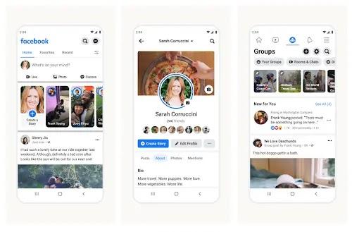 Facebook - Aplikasi media sosial yang paling banyak digunakan