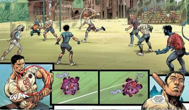 "Alasan ""Sadis"" Ardian di Balik 212 dan Al-Maidah:51 di Komik X-Men Gold"
