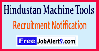 HMT Hindustan Machine Tools Recruitment Notification 2017 Last Date 10-06-2017