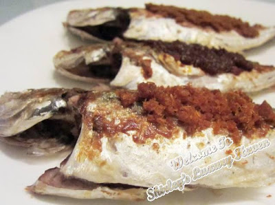 happy call pan trio chilli selar fish recipe