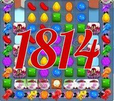 Candy Crush Saga Level 1814