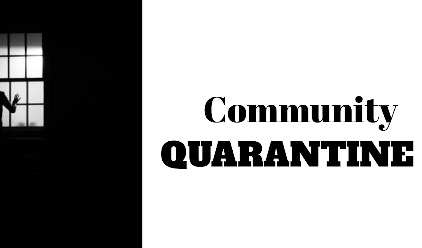 Community Quarantine and the New Normal