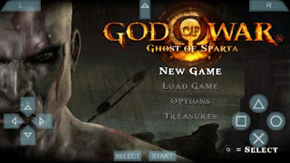 God of War – Ghost of Sparta APK Android Free Download
