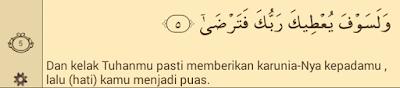 4 Ayat Surah Meringankan Beban Hidup anda