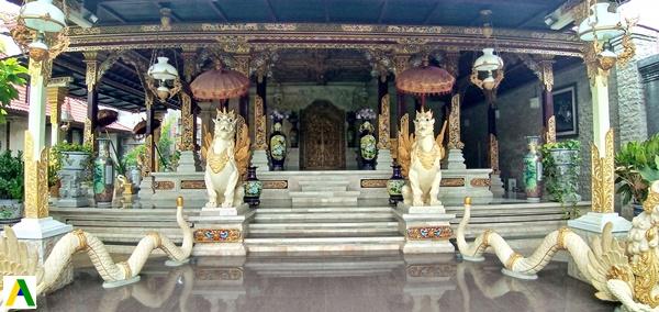 Puri Tresna Villas Tempat Prewedding yang Megah di Bali
