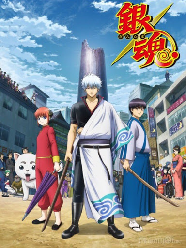Gintama , Action, Comedy, Historical, Parody, Samurai, Sci-Fi, Shounen , Anime , 2006