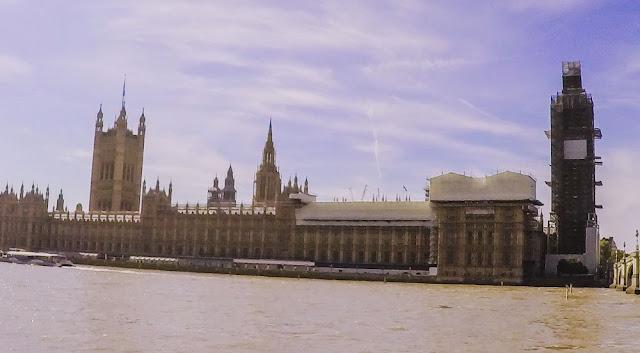 Roteiro do primeiro dia em Londres