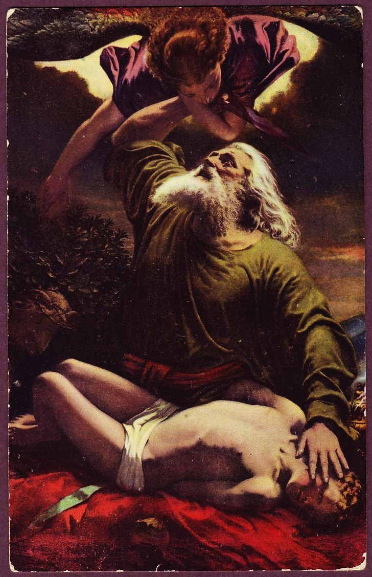 abraham and jesus relationship