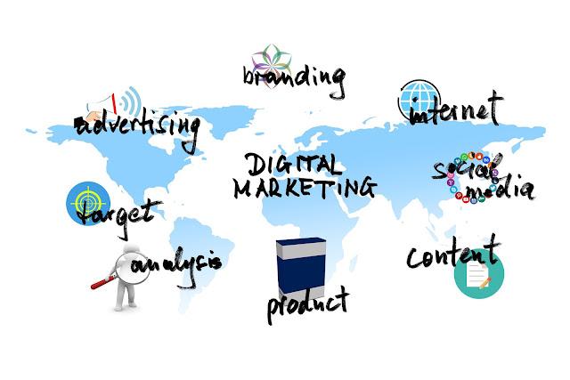 Type of Digital Marketing