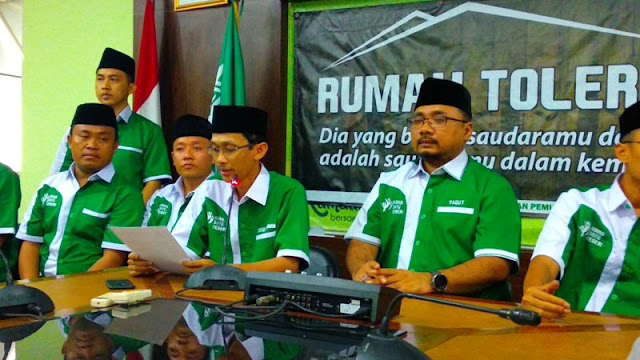 GP Ansor Minta Maaf, tapi Bukan Karena Bakar Bendera HTI