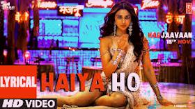 Haiya Ho