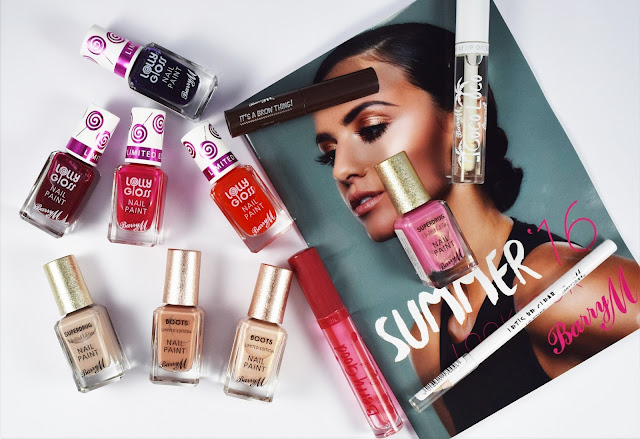 Barry M Summer 2016