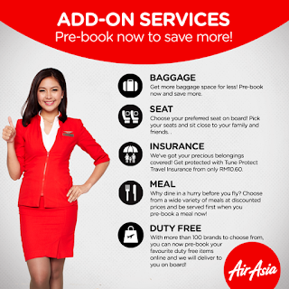 add on services airasia