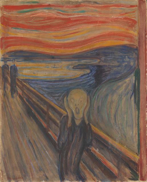 Edvard Munch - El grito - 1893