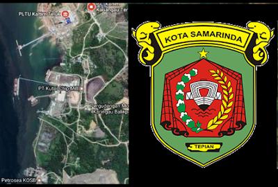 alamat PT pabrik besar kawasan Kalimantan Timur